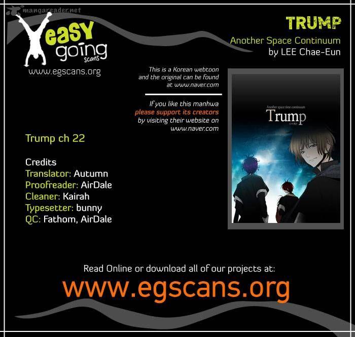 Trump (LEE Chae-Eun) 22 Page 1