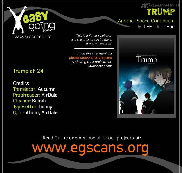 Trump (LEE Chae-Eun) 24 Page 1