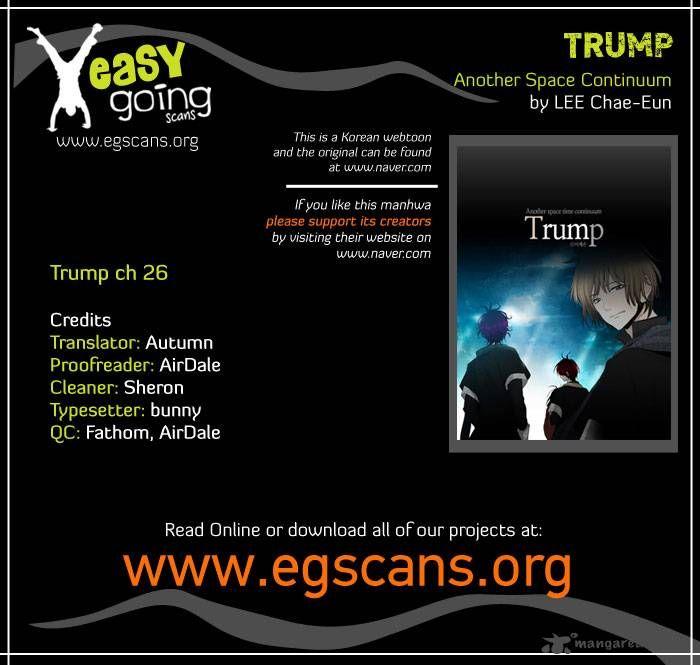 Trump (LEE Chae-Eun) 26 Page 1
