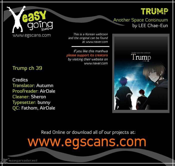 Trump (LEE Chae-Eun) 39 Page 1