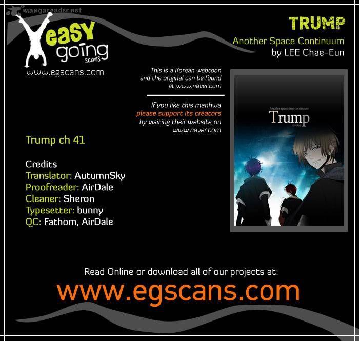 Trump (LEE Chae-Eun) 41 Page 1