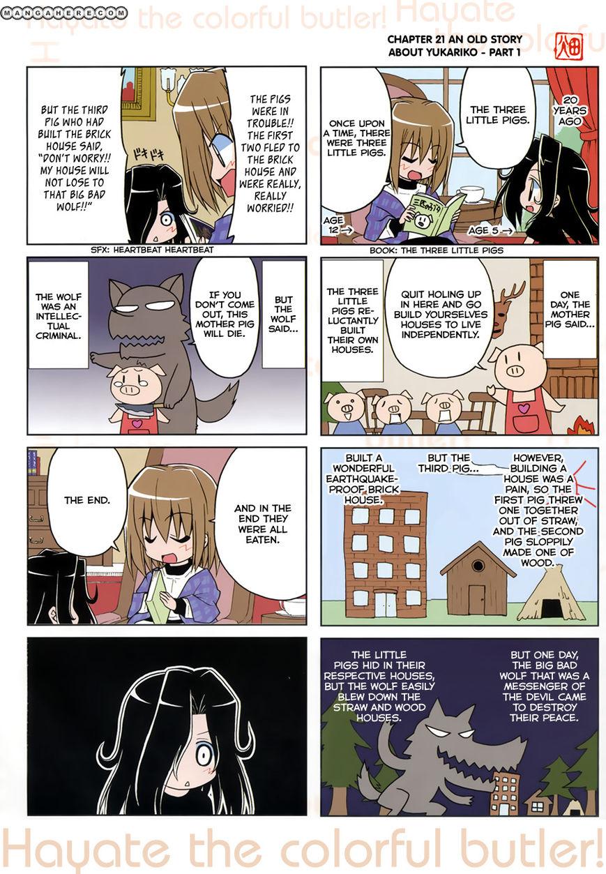 Colorful Hayate no Gotoku! 5 Page 3