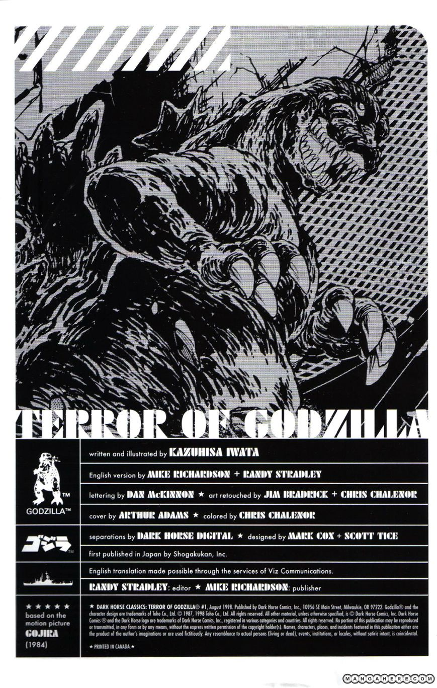 Godzilla 1 Page 2