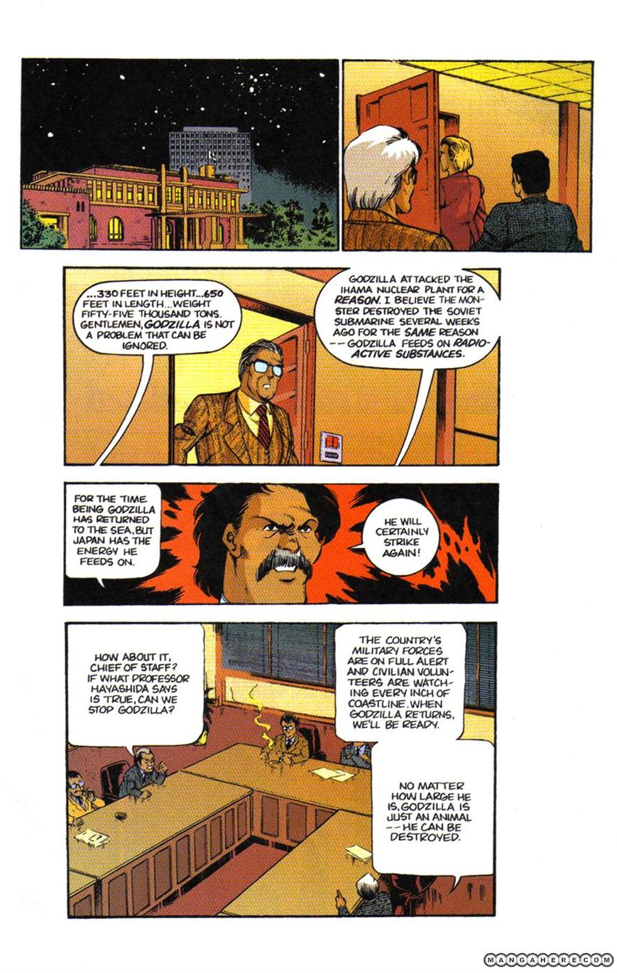 Godzilla 3 Page 2