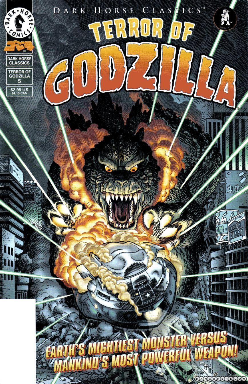 Godzilla 5 Page 1