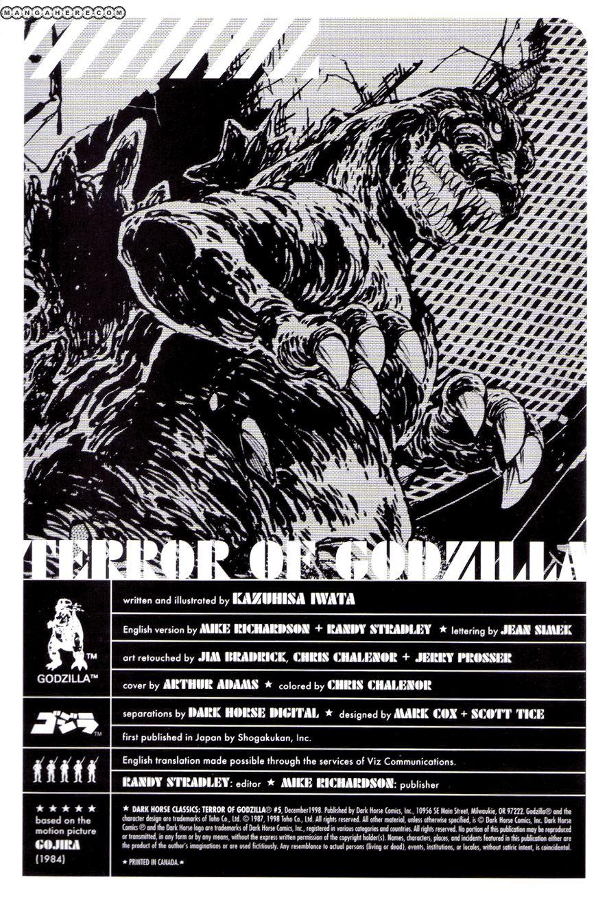 Godzilla 5 Page 2