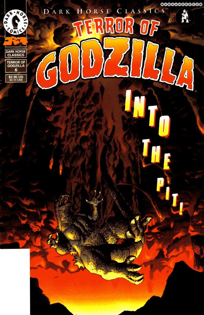 Godzilla 6 Page 1