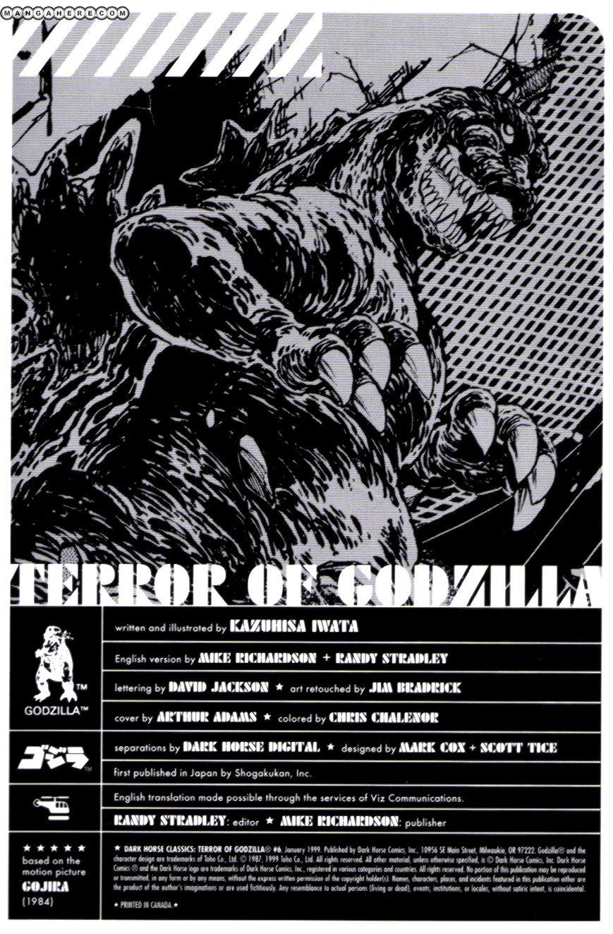 Godzilla 6 Page 2