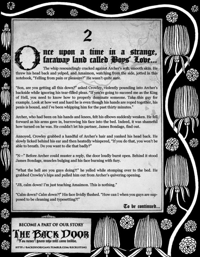 Kare Otoko ni Izumi o 6 Page 2