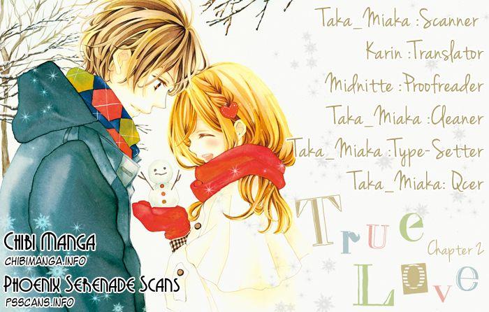 True Love (SUGIYAMA Miwako) 2 Page 1