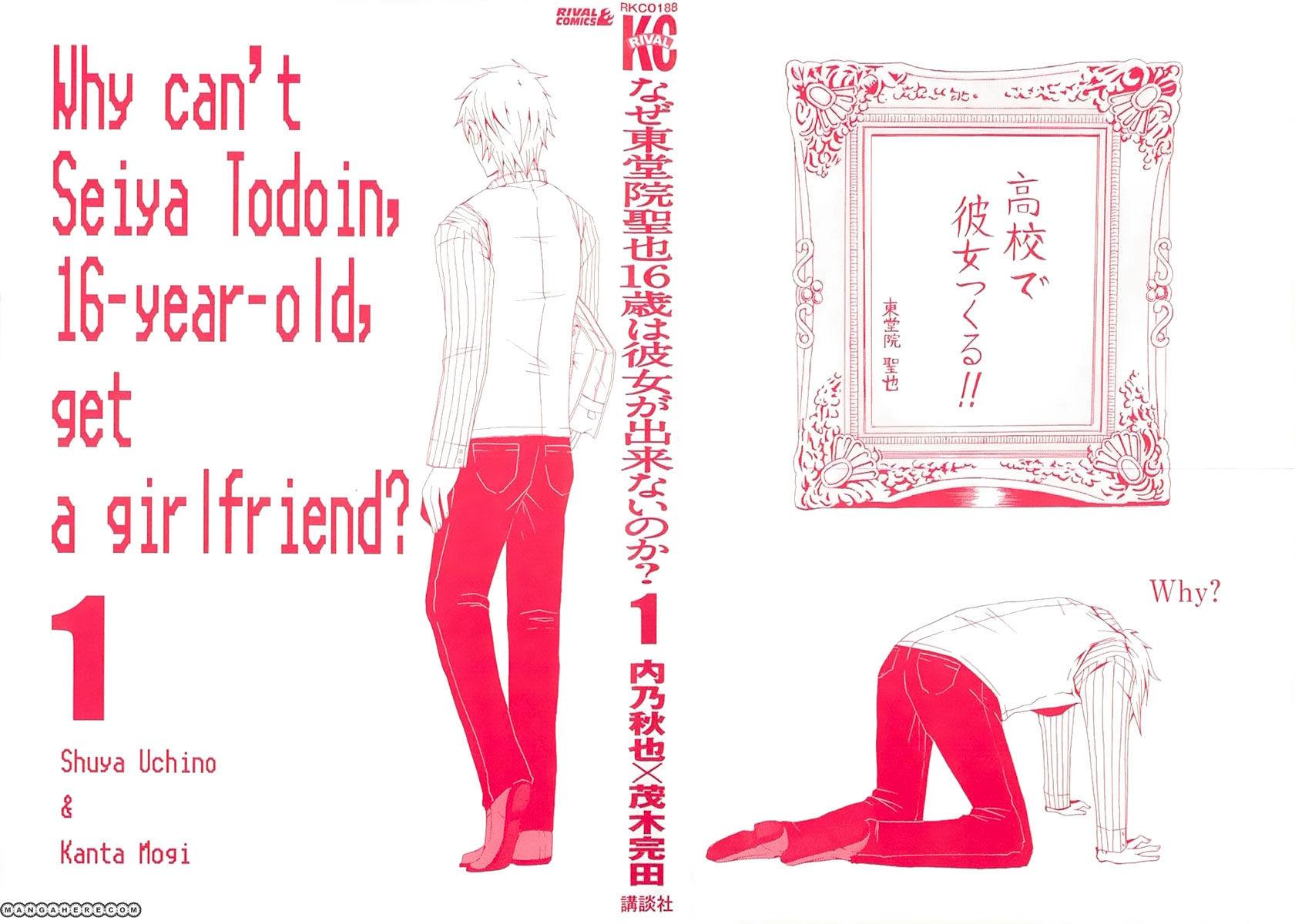 Naze Toudouin Masaya 16-sai wa Kanojo ga Dekinai no ka? 1 Page 2