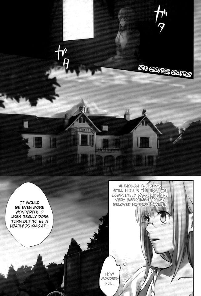 Shinigami Hime no Saikon 1 Page 2