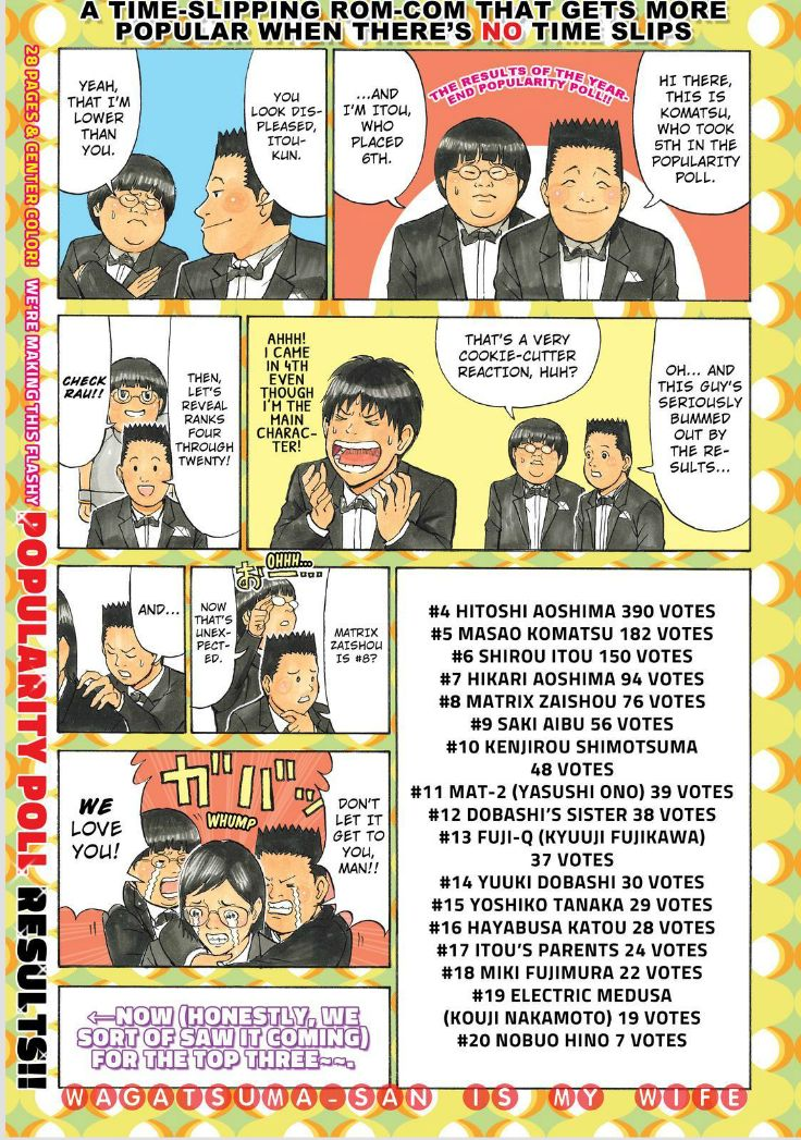 Wagatsuma-san wa Ore no Yome 66 Page 1
