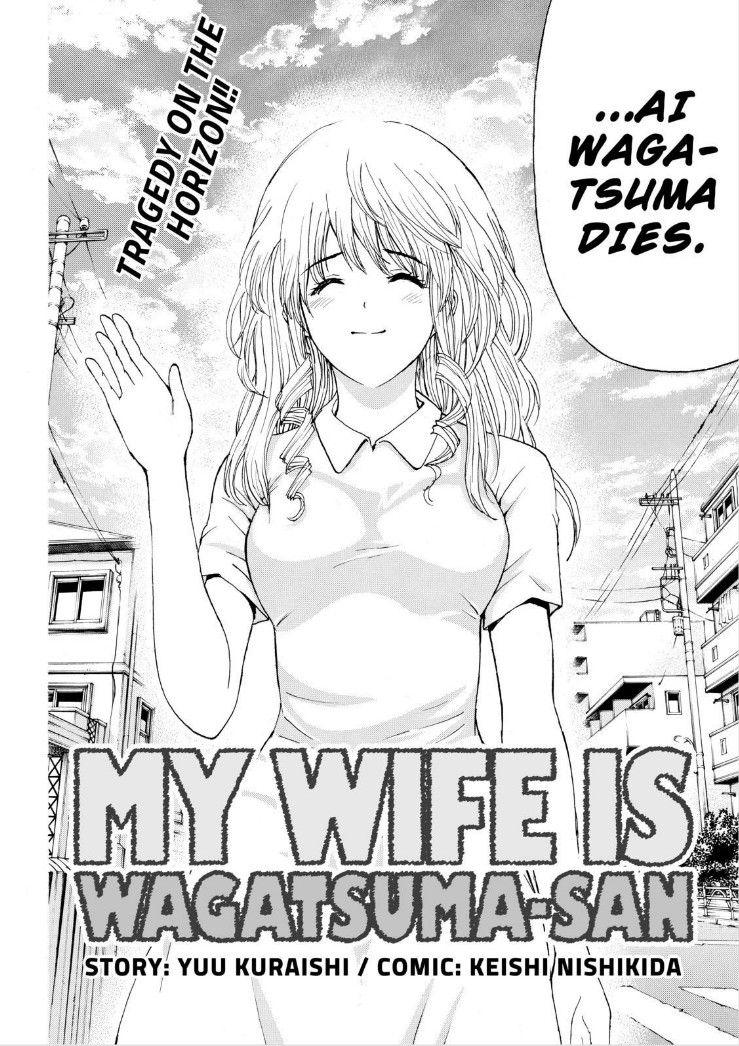 Wagatsuma-san wa Ore no Yome 93 Page 2