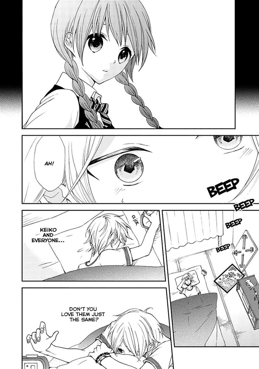 Koi. - Itoshii Itoshii to Iu Kokoro 5 Page 2