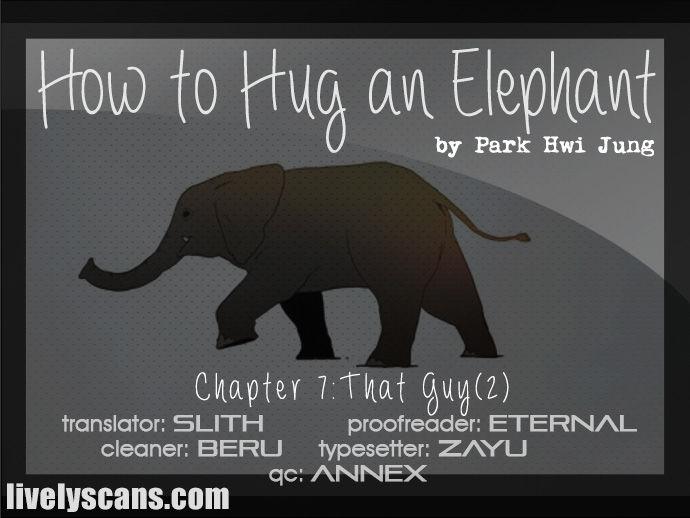 How to Hug an Elephant 7 Page 1