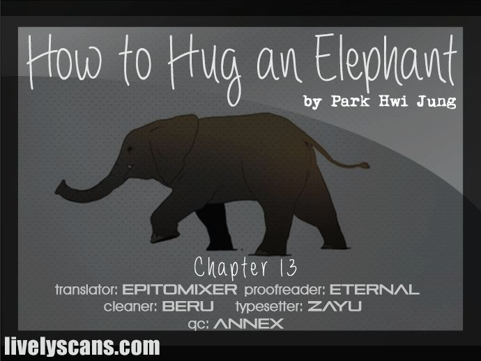 How to Hug an Elephant 13 Page 1