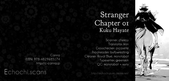 Stranger 1 Page 1