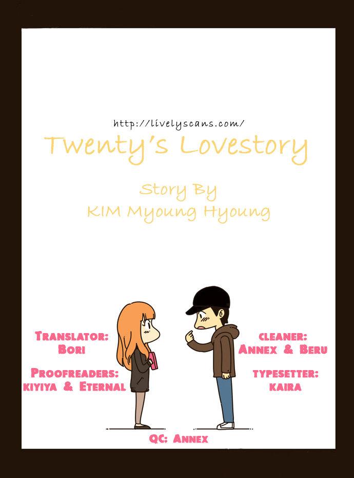 Twenty's Lovestory 1 Page 1