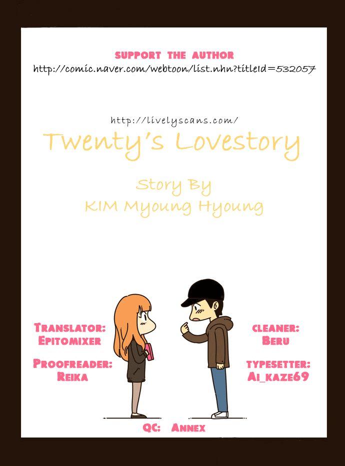Twenty's Lovestory 7 Page 1