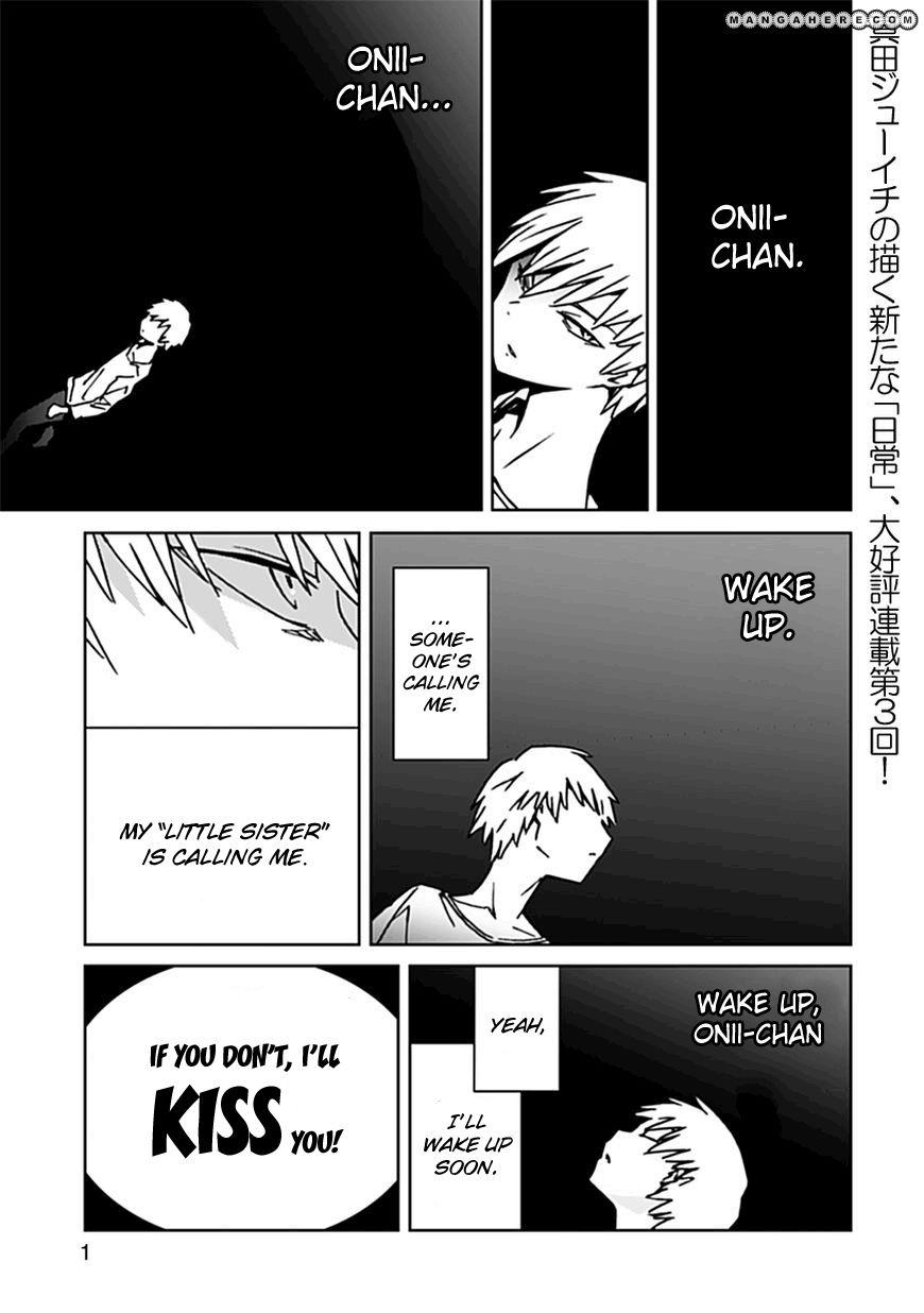 Abnormal-kei Joshi 3 Page 1