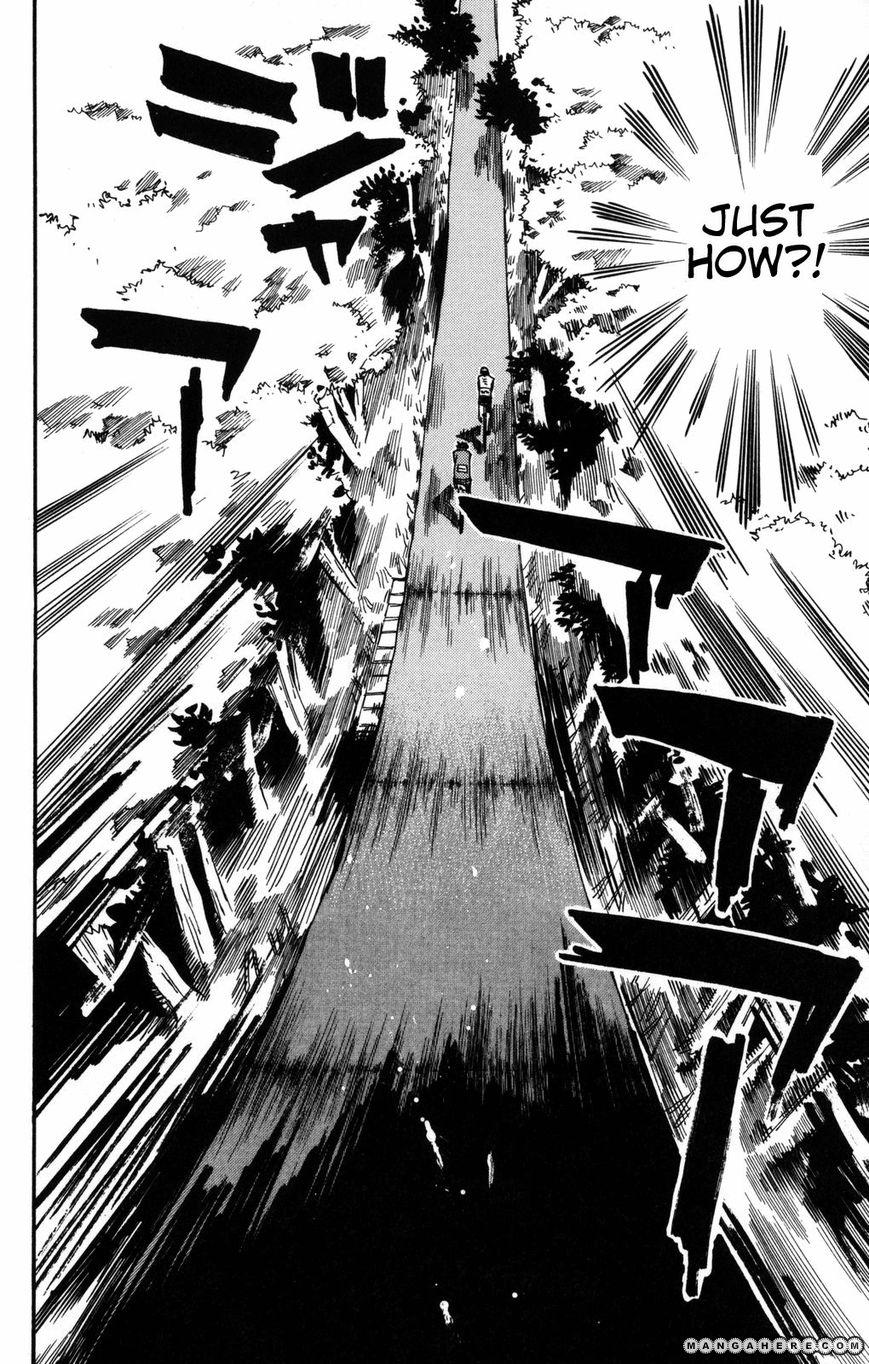 Yowamushi Pedal 7 Page 4