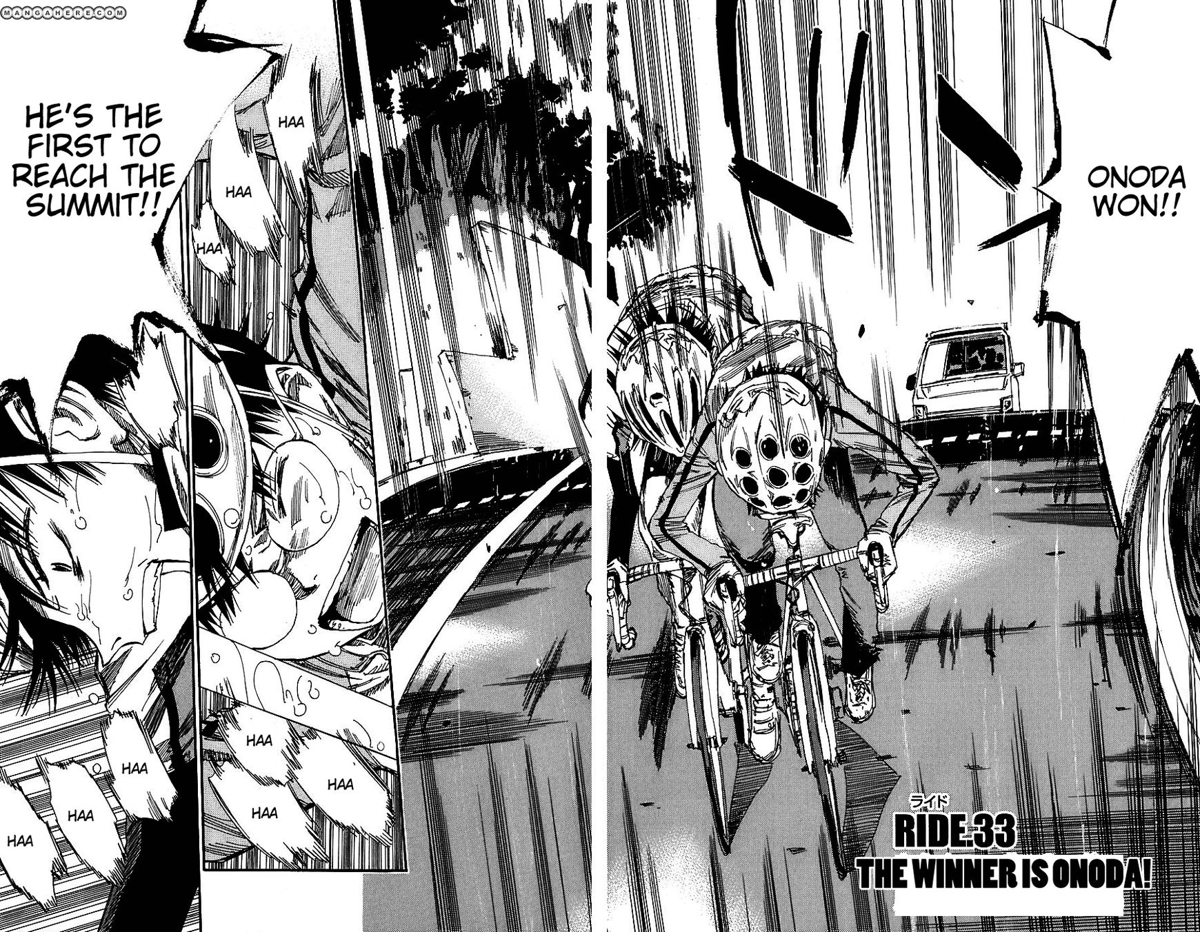 Yowamushi Pedal 33 Page 2