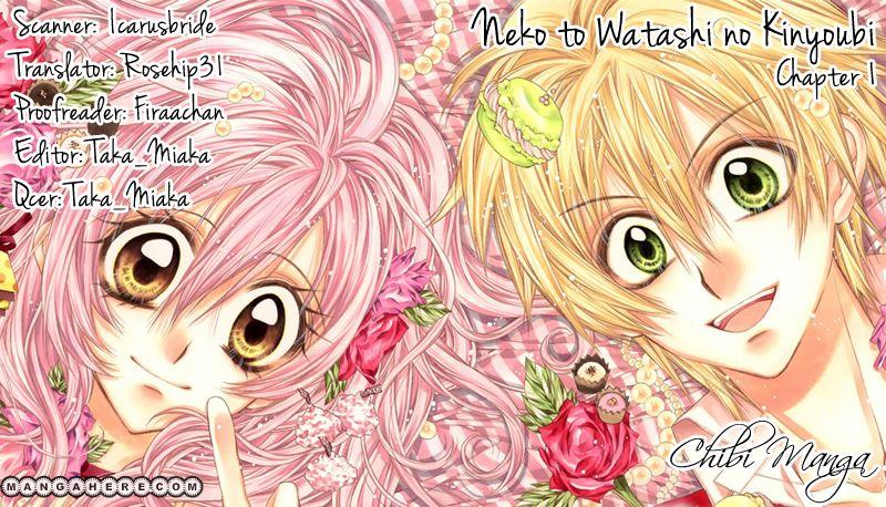 Neko to Watashi no Kinyoubi 1 Page 1