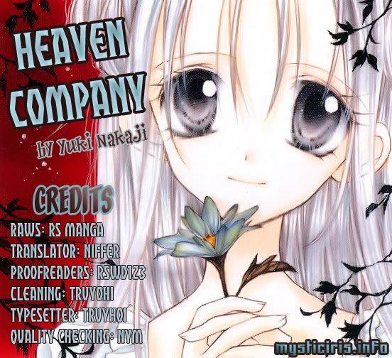 Heaven Company 3 Page 1