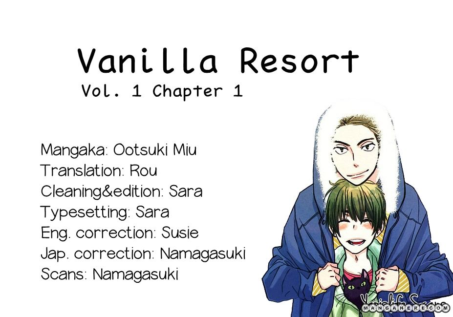 Vanilla Resort 1 Page 1