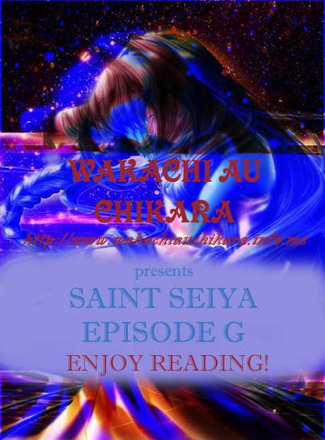 Saint Seiya Episode.G 3 Page 1