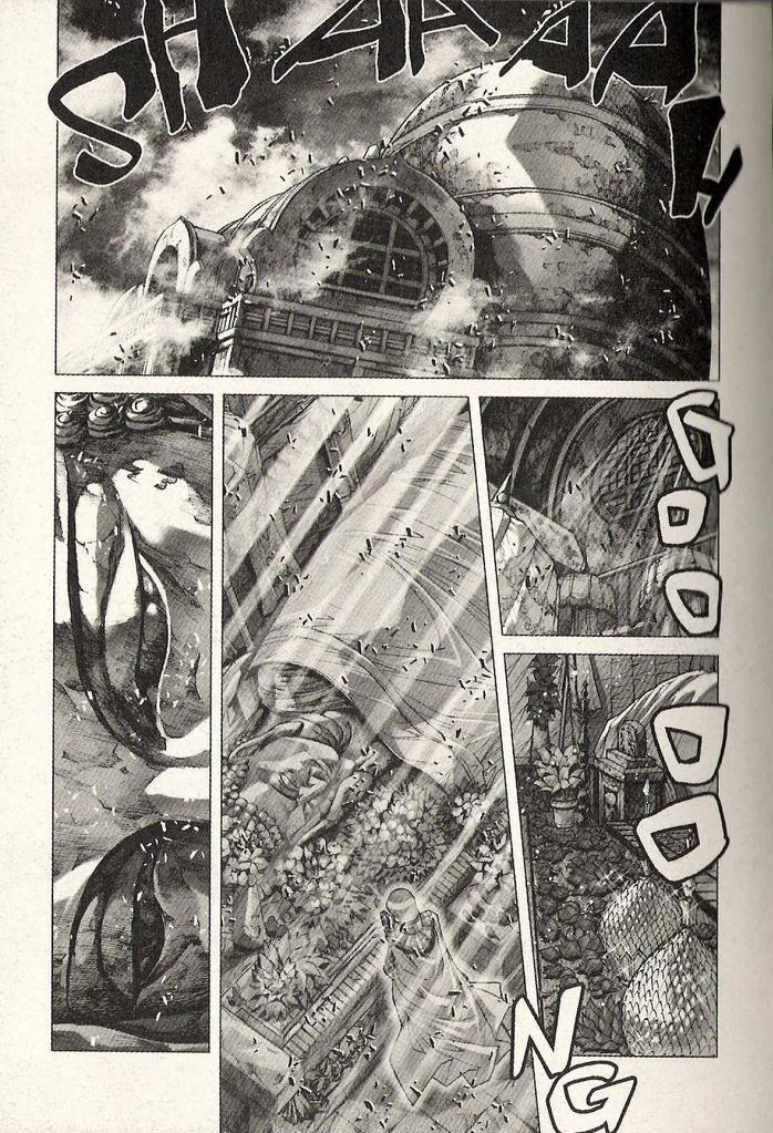 Saint Seiya Episode.G 22 Page 2