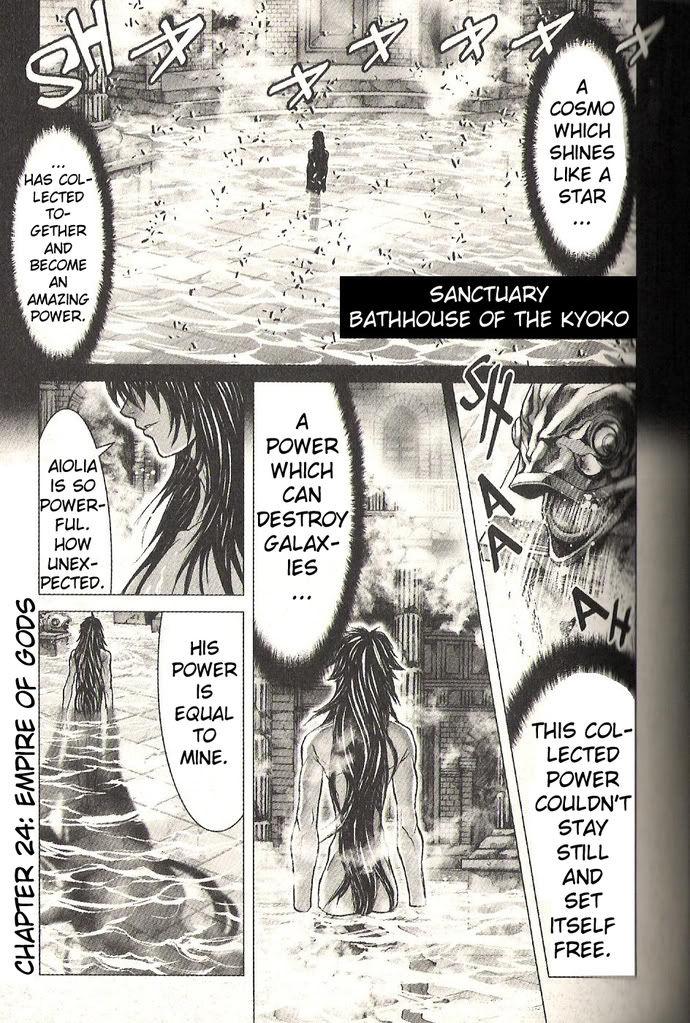 Saint Seiya Episode.G 24 Page 2