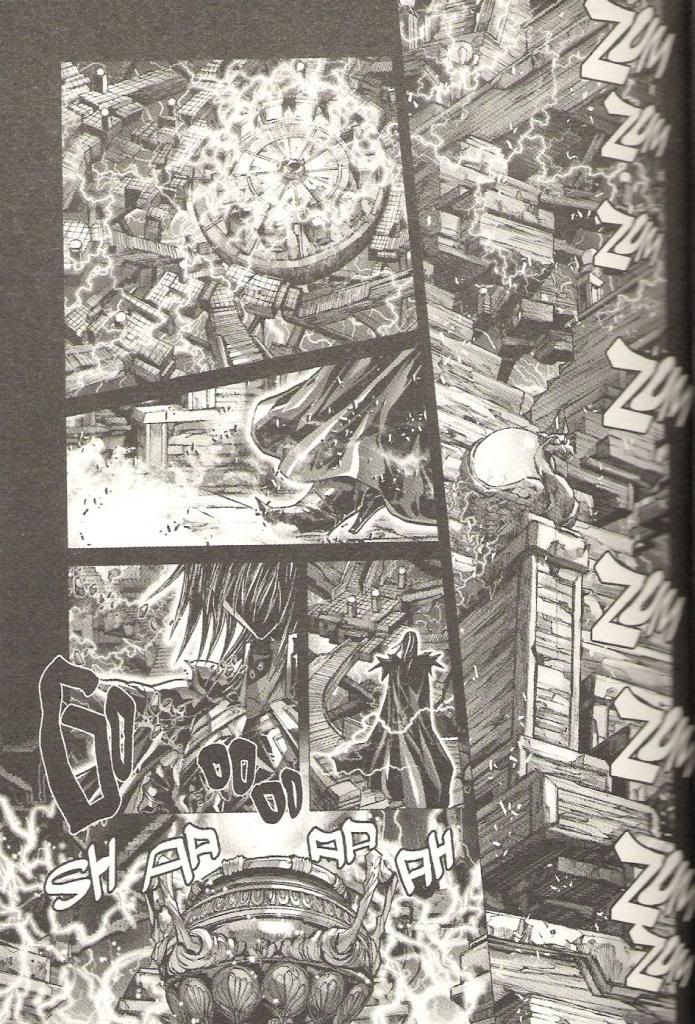 Saint Seiya Episode.G 26 Page 2