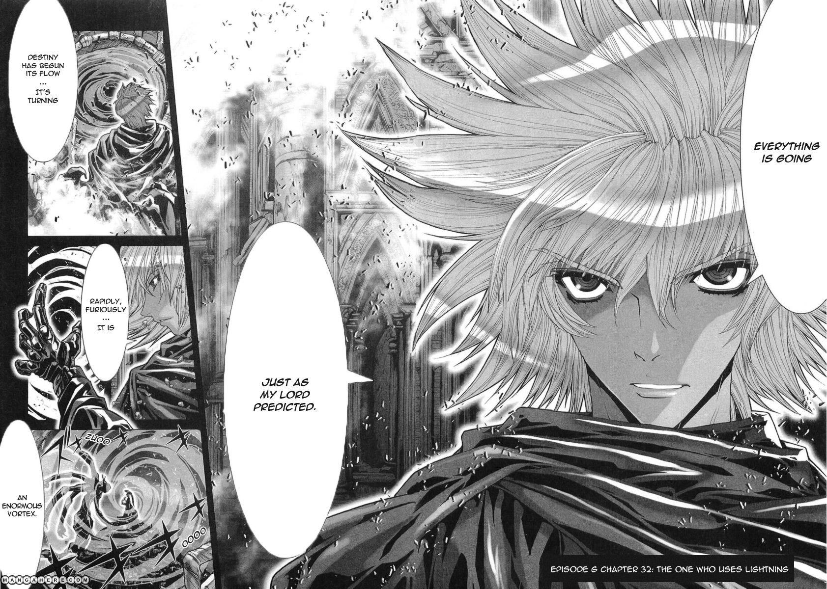 Saint Seiya Episode.G 32 Page 2