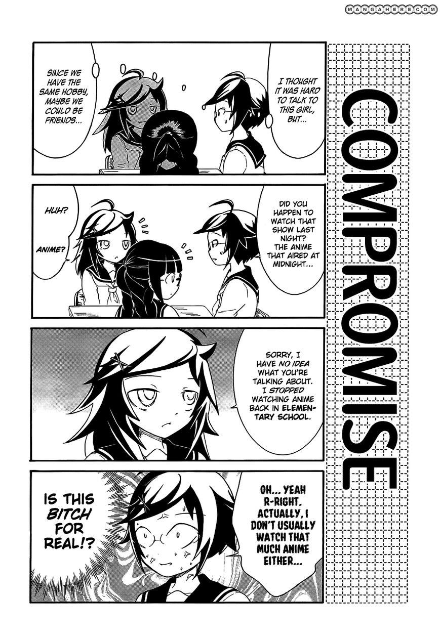 Watashi no Tomodachi ga Motenai no wa Dou Kangaete mo Omaera ga Warui 3 Page 2