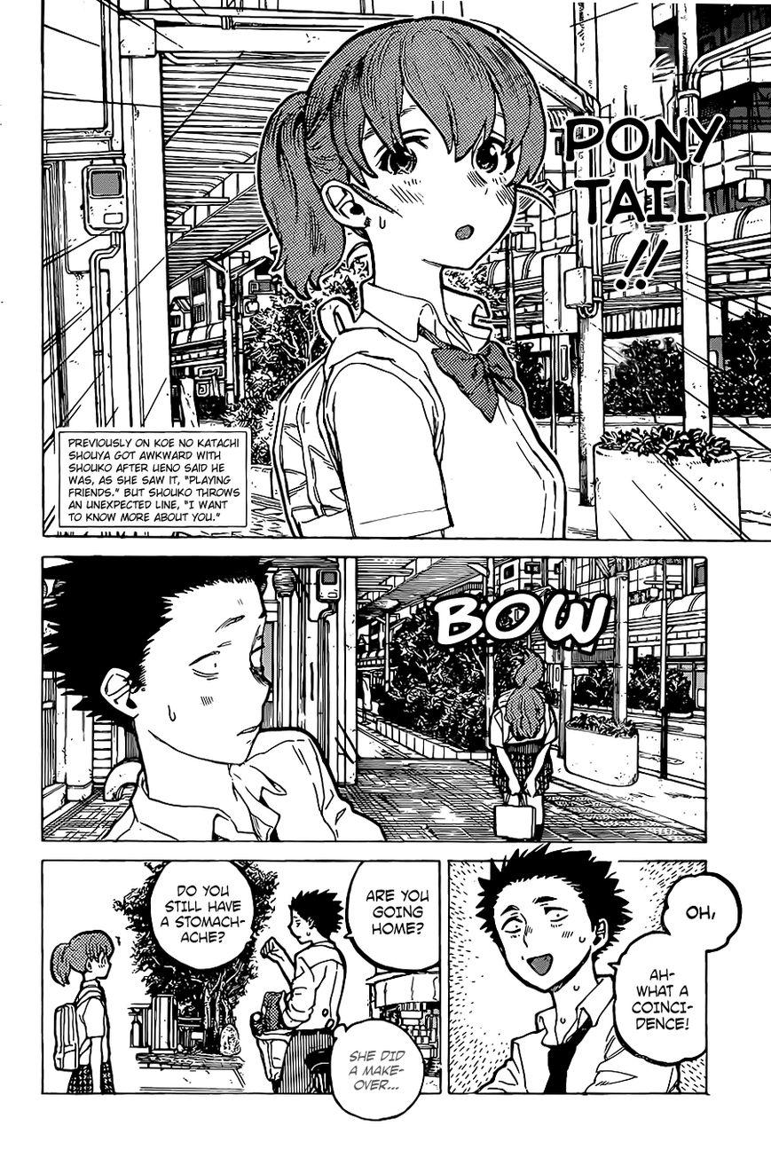 Koe no Kitachi 23 Page 2