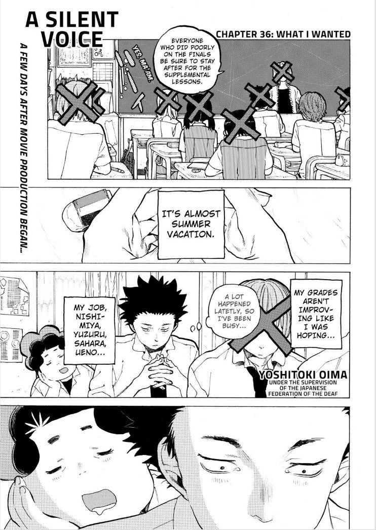 Koe no Kitachi 36 Page 2