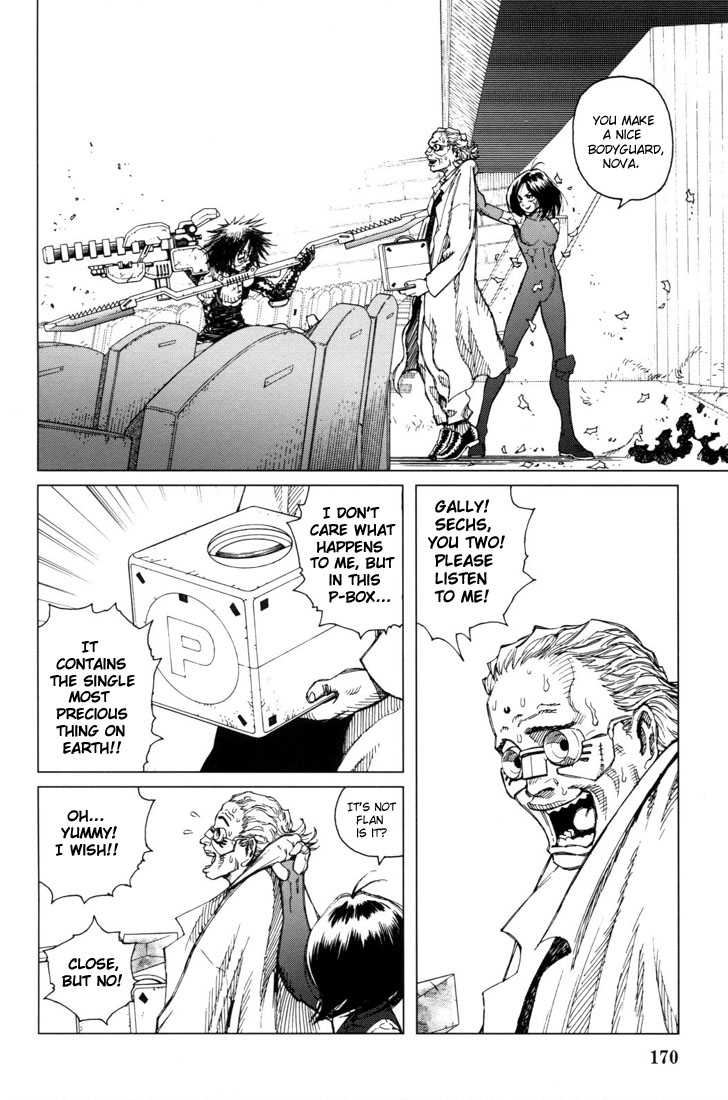 Battle Angel Alita: Last Order 6 Page 2