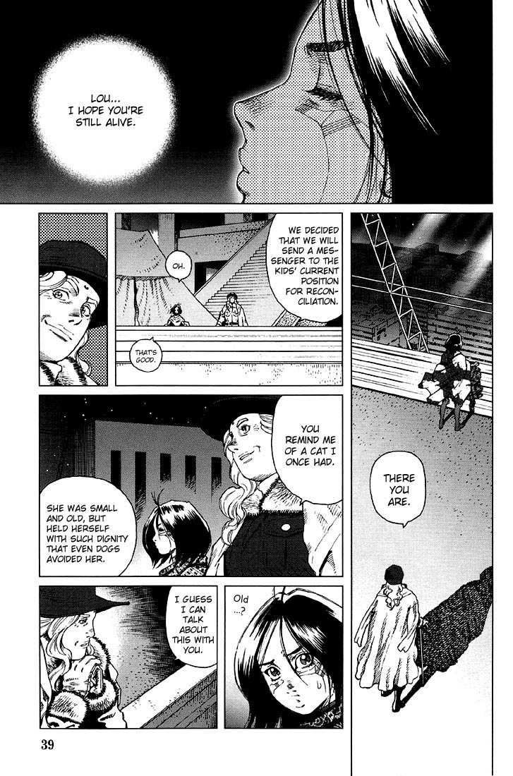 Battle Angel Alita: Last Order 8 Page 3