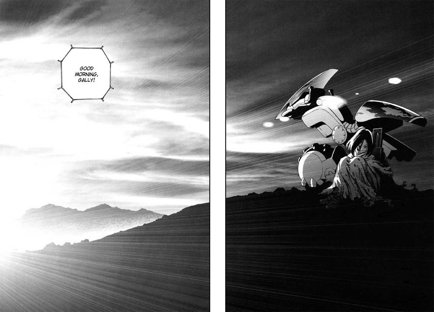 Battle Angel Alita: Last Order 11 Page 2