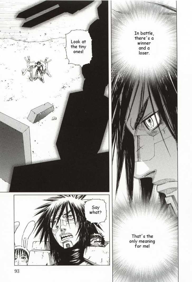 Battle Angel Alita: Last Order 28 Page 3