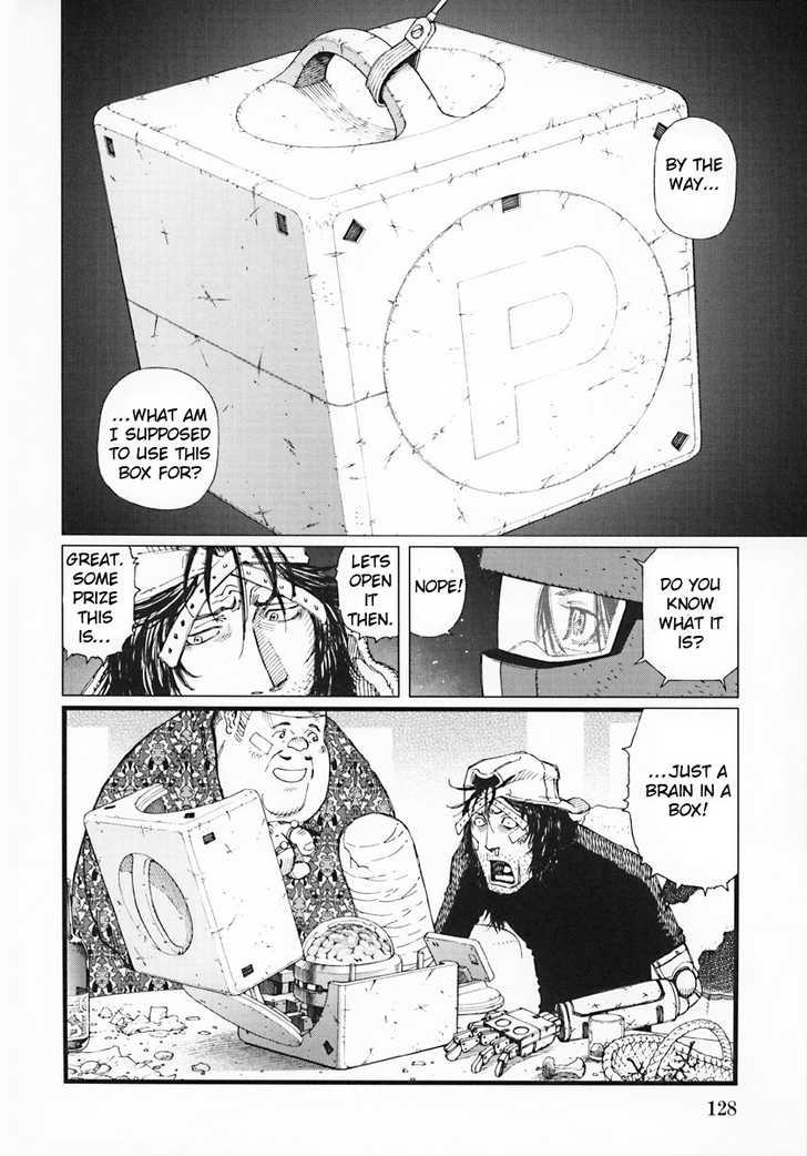 Battle Angel Alita: Last Order 36 Page 2
