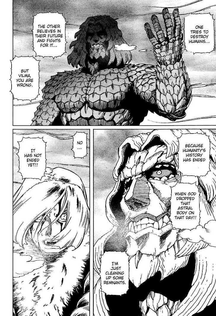 Battle Angel Alita: Last Order 53 Page 3