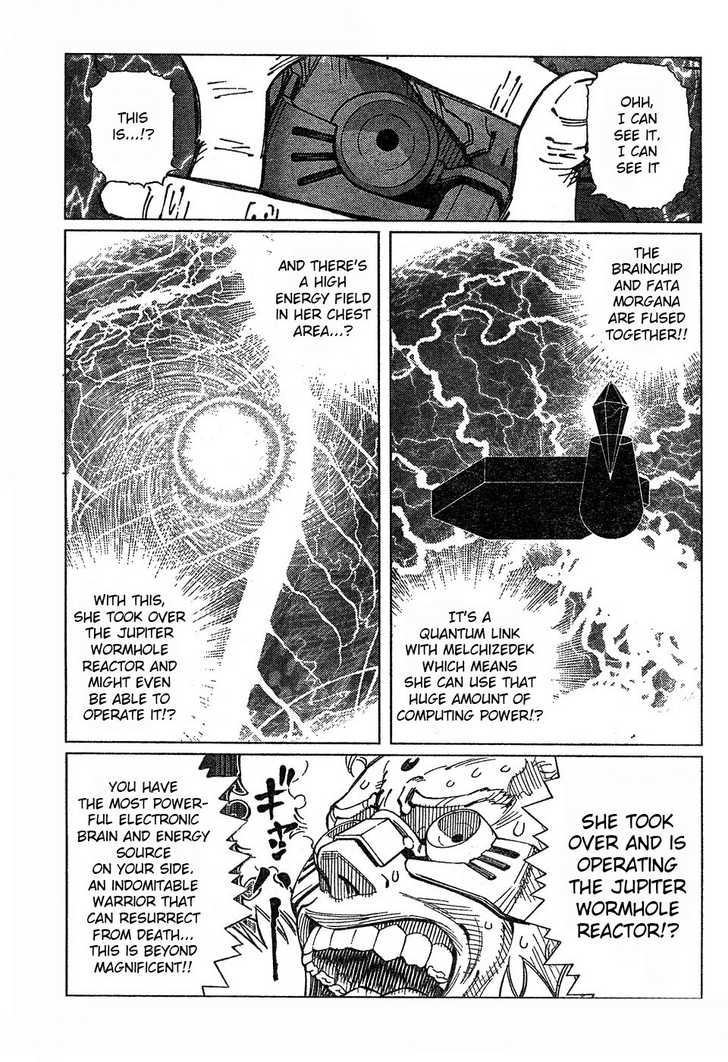Battle Angel Alita: Last Order 74 Page 3