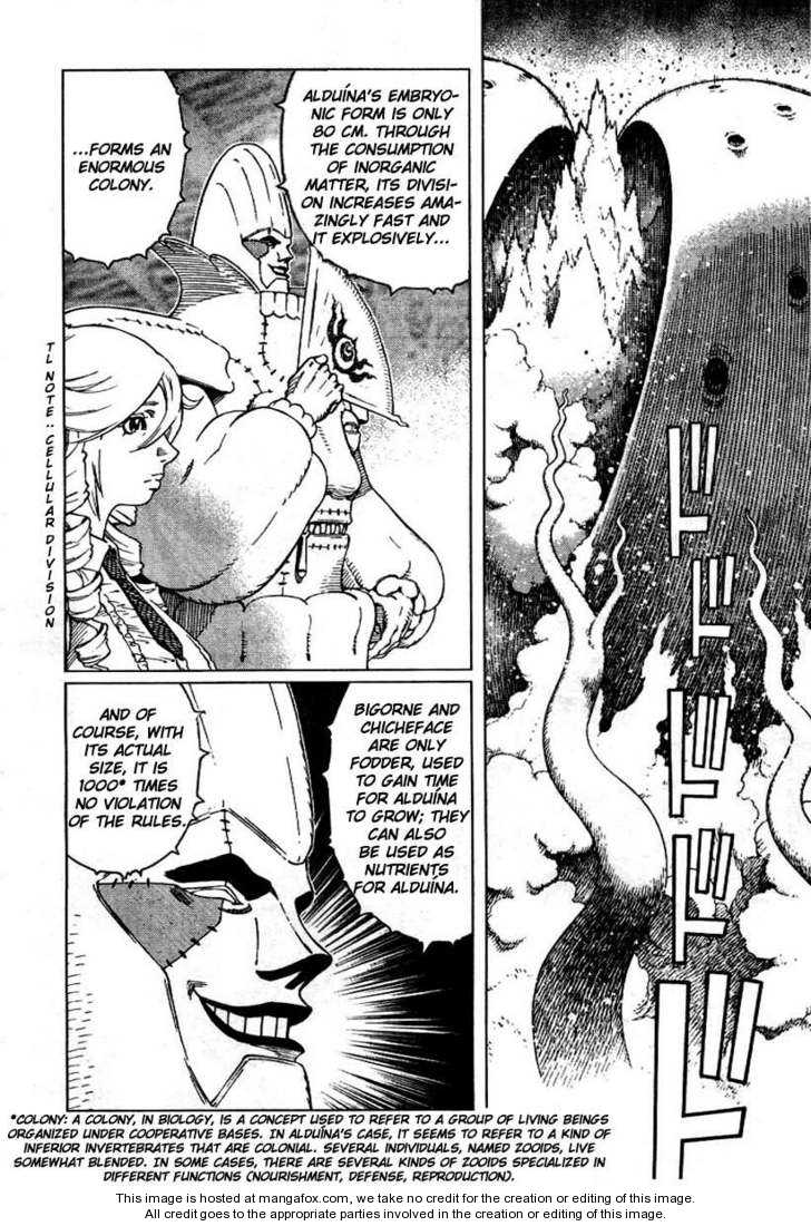 Battle Angel Alita: Last Order 81 Page 4