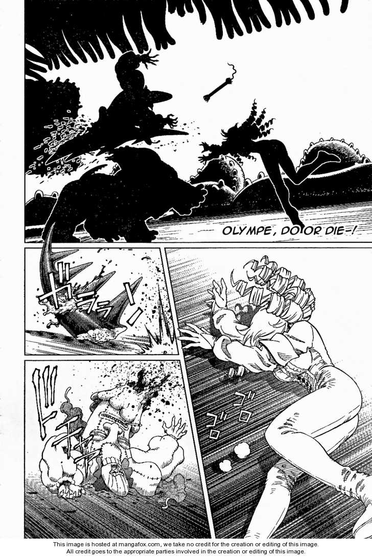 Battle Angel Alita: Last Order 84 Page 2