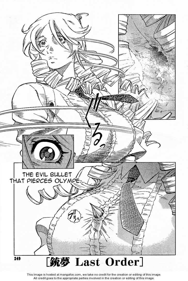 Battle Angel Alita: Last Order 85 Page 1