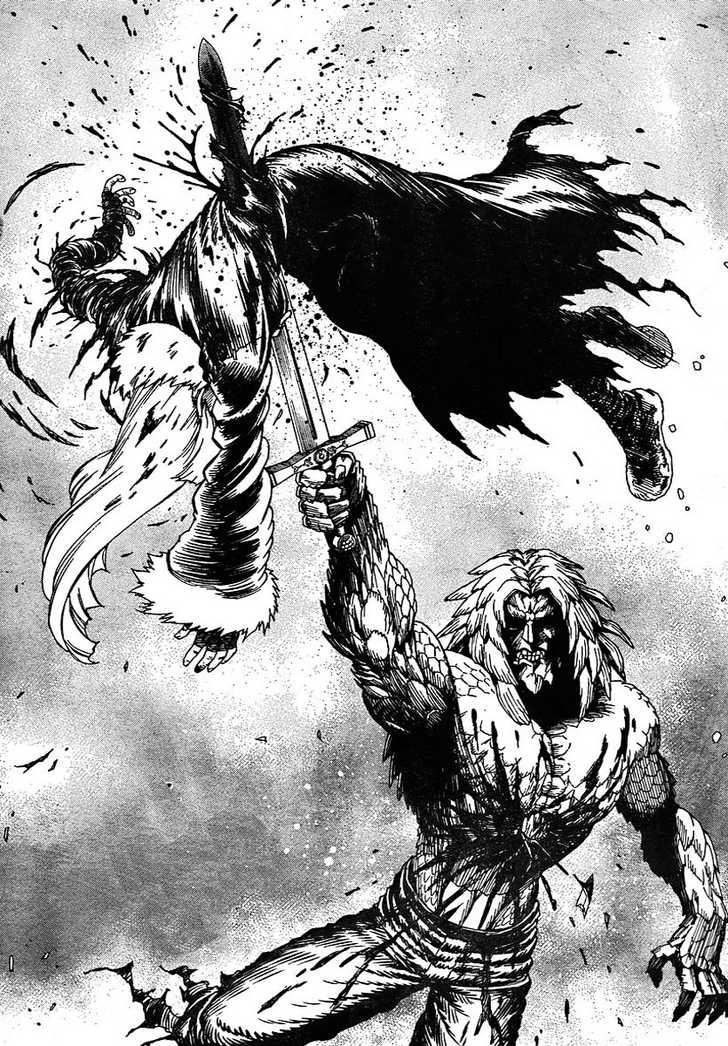 Battle Angel Alita: Last Order 54 Page 2