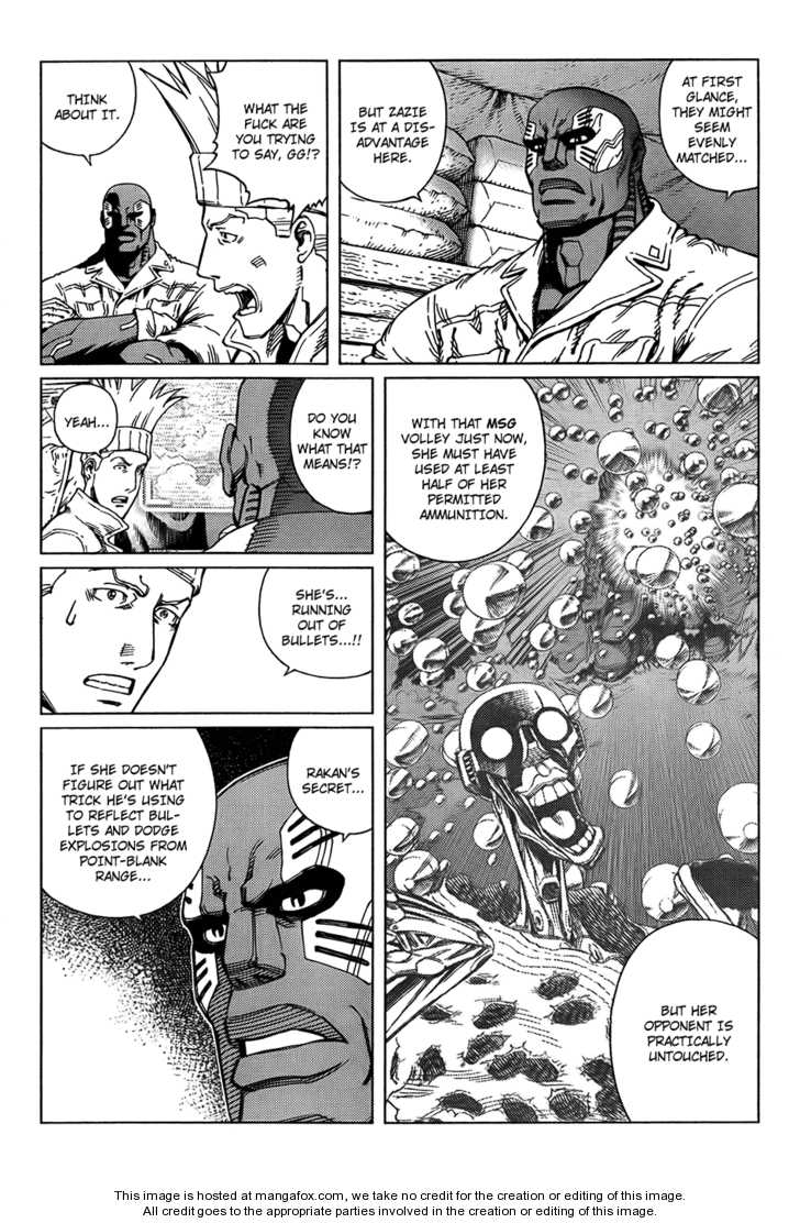 Battle Angel Alita: Last Order 96 Page 2